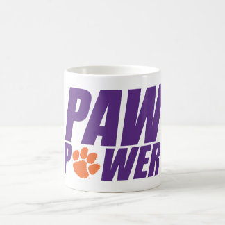 Clemson Paw Power Coffee Mug