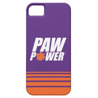 Clemson Paw Power iPhone SE/5/5s Case