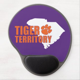 Clemson Tiger Territory Gel Mouse Pad
