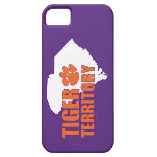 Clemson Tiger Territory iPhone SE/5/5s Case