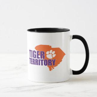 Clemson Tiger Territory Mug