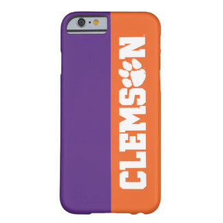 Clemson Tigers Barely There iPhone 6 Case