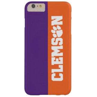 Clemson Tigers Barely There iPhone 6 Plus Case
