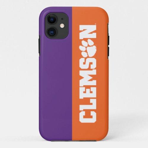 Clemson Tigers Phone Case