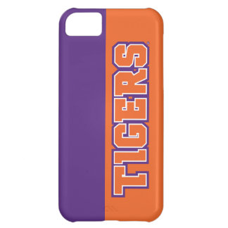 Clemson Tigers Cover For iPhone 5C
