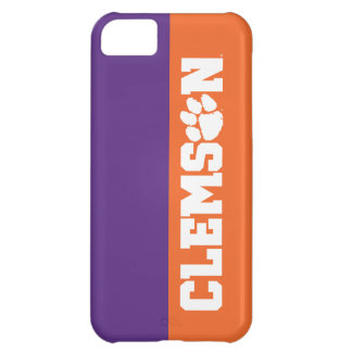 Clemson Tigers iPhone 5C Cover