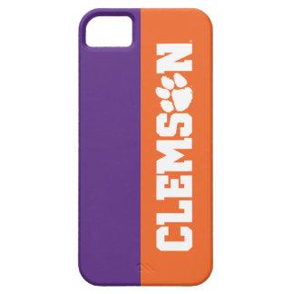 Clemson Tigers iPhone SE/5/5s Case