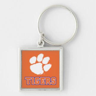 Clemson Tigers Keychain