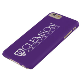 Clemson University Barely There iPhone 6 Plus Case