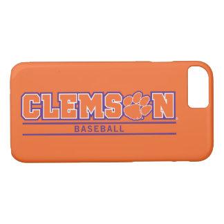 Clemson University   Baseball iPhone 7 Case