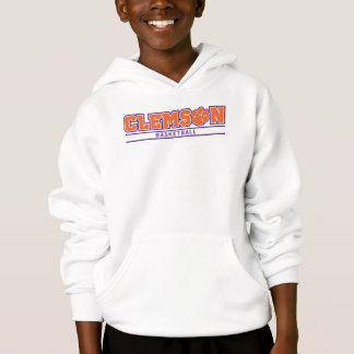 Clemson University | Basketball Hoodie
