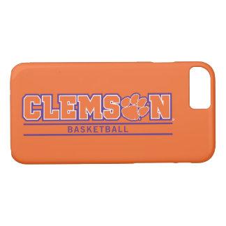 Clemson University   Basketball iPhone 7 Case