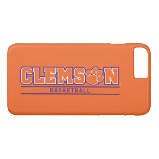 Clemson University   Basketball iPhone 7 Plus Case