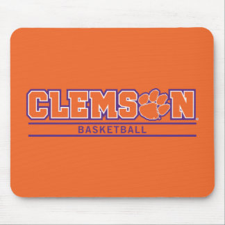 Clemson University | Basketball Mouse Pad