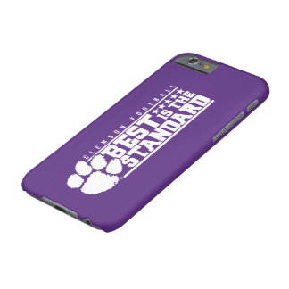 Clemson University   Best Is The Standard Barely There iPhone 6 Case