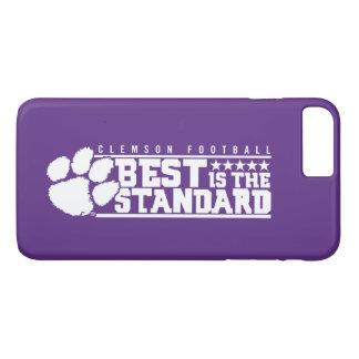 Clemson University   Best Is The Standard iPhone 7 Plus Case