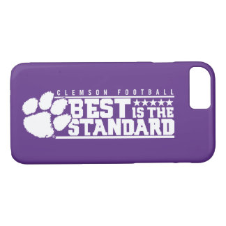 Clemson University | Best Is The Standard iPhone 8/7 Case