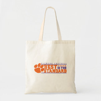 Clemson University | Best Is The Standard Tote Bag