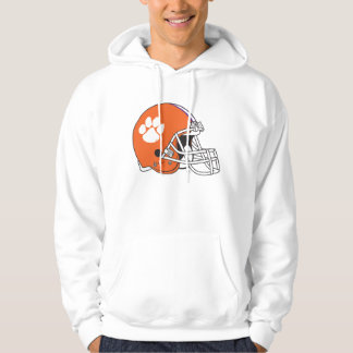 Clemson University Football Helmet 2 Hoodie