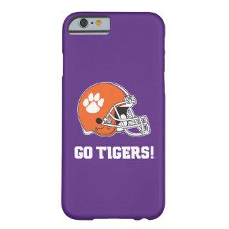Clemson University Football Helmet Barely There iPhone 6 Case