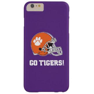 Clemson University Football Helmet Barely There iPhone 6 Plus Case
