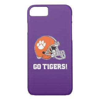 Clemson University Football Helmet iPhone 7 Case