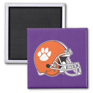 Clemson University Football Helmet Magnet