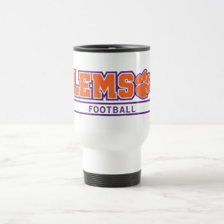 Clemson University | Football Travel Mug