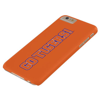 Clemson University   Go Tigers Barely There iPhone 6 Plus Case