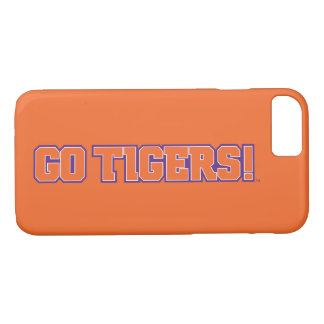 Clemson University   Go Tigers iPhone 7 Case