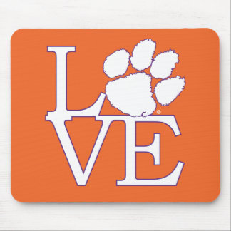 Clemson University Love Mouse Pad
