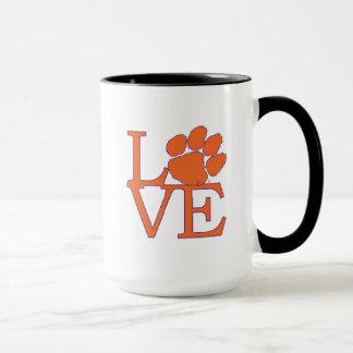 Clemson University Love Mug