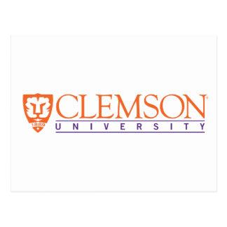 Clemson University Postcard