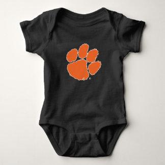 Clemson University Tiger Paw Baby Bodysuit