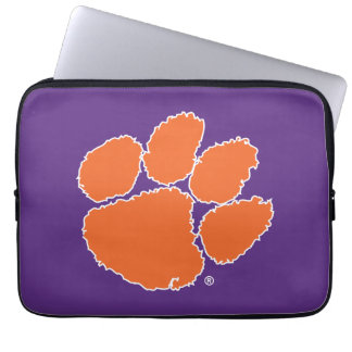 Clemson University Tiger Paw Computer Sleeves