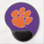 "Clemson University Tiger Paw Gel Mouse Pad<br><div class=""desc"">Check out these new Clemson University designs and products! At Zazzle, you can get all of the best Clemson gear to show off your Tiger Pride. All of these products are customizable with your name, class year, or club. They make perfect gifts for the Clemson student, alumni, family, friend, or...</div>"