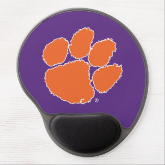 Clemson University Tiger Paw Gel Mouse Pad