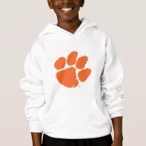 Clemson University Tiger Paw Hoodie
