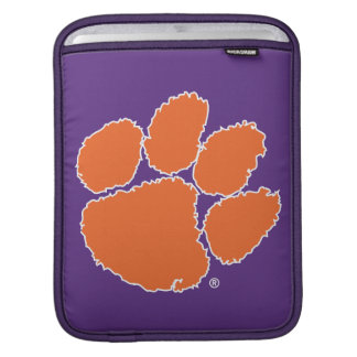 Clemson University Tiger Paw iPad Sleeve