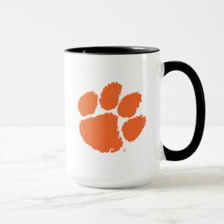 Clemson University Tiger Paw Mug