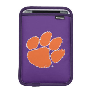 Clemson University Tiger Paw Sleeve For iPad Mini