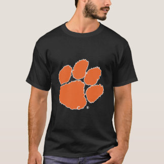 Clemson University Tiger Paw T-Shirt
