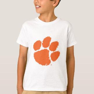 Clemson University Tiger Paw T-Shirt