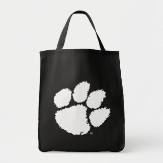 Clemson University Tiger Paw Tote Bag
