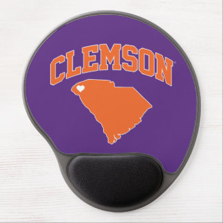 Clemson With South Carolina Gel Mouse Pad