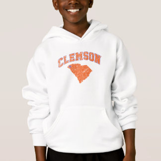 Clemson With South Carolina Hoodie