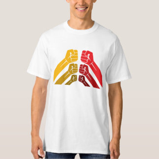 clenched fist hand held in protest T-Shirt