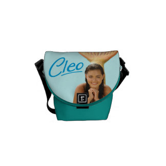 Cleo Courier Bag