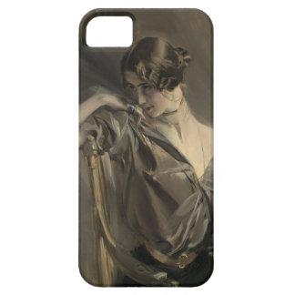 Cleo de Merode iPhone 5 Case