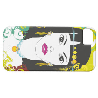 Cleo Funda Para iPhone 5 Barely There
